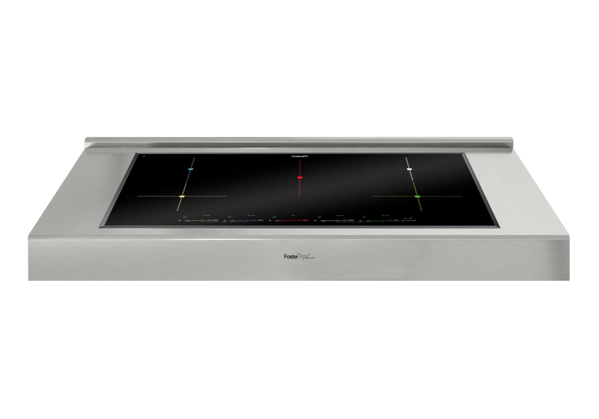 "Foster Milano Induction Rangetop 48"" x 27"" - 3170 900"