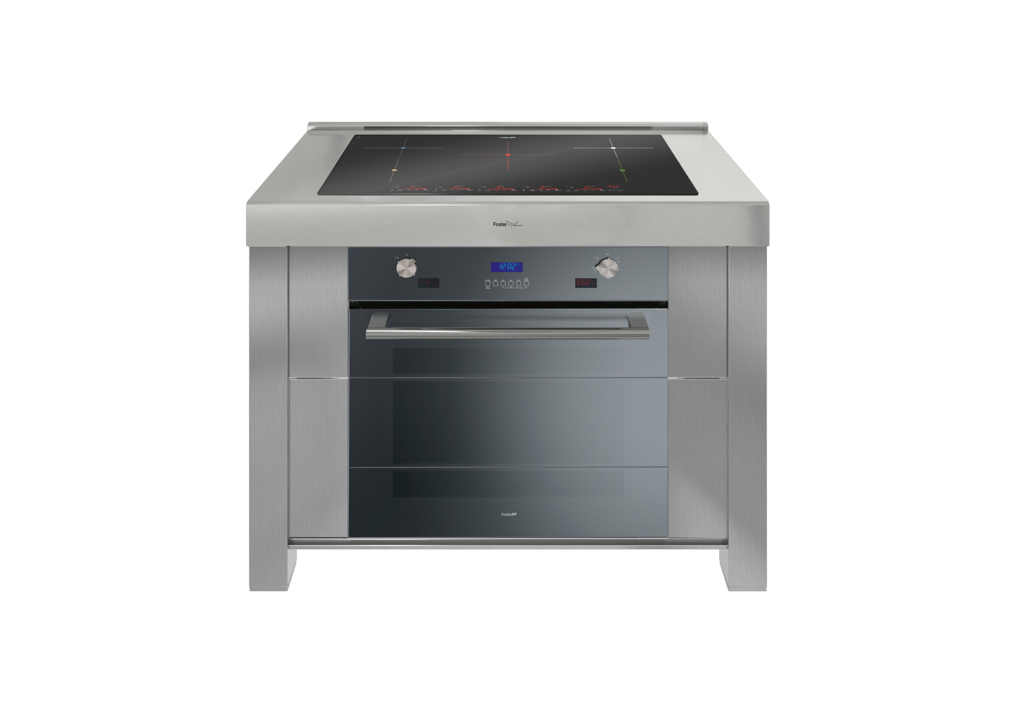 Foster Milano Induction Range – 48″ x 27″ - 7170 900